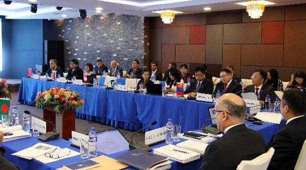 Хятадын үндэсний сансрын агентлагтай хамтран ажиллана