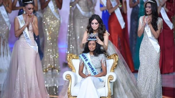 """Ямайкийн мисс """"Дэлхийн мисс-2019""""-ийн тэргүүн титмийг хүртлээ"""