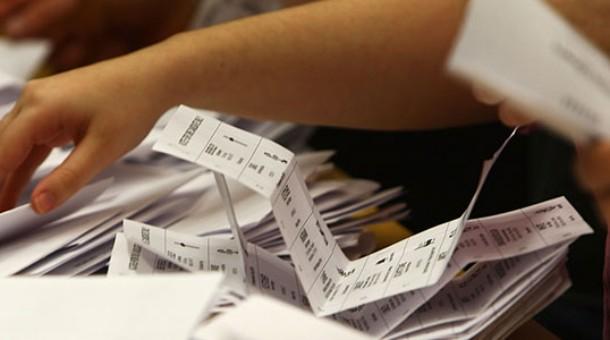 Сонгуулийн 127 хэсэгт хяналтын тооллого хийж байна